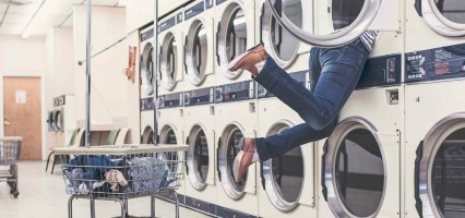 One Regent student's idea could totally change how we do laundry
