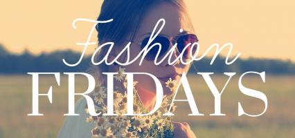 Fashion Fridays: Janine Hatcher