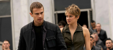 Insurgent: The good, the bad, and the Hunger Games