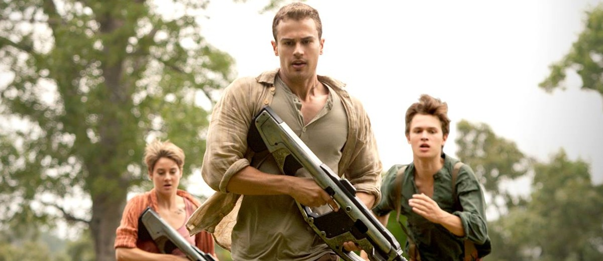 The Daily Runner | Insurgent: The good, the bad, and the ...