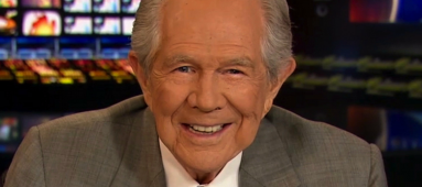 An inside look at Pat Robertson's 85th birthday celebration in Washington, D.C.