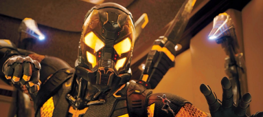 Marvel's microscopic Ant-Man pulls off a massively enjoyable debut