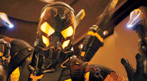 Review: Marvel's 'Ant Man'